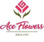 Ace Flowers Your Local Houston Florist Logo