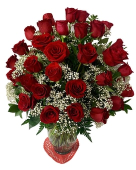 Roses Gallore Flower Arrangement