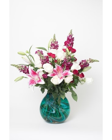 Carribean Twist Flower Arrangement