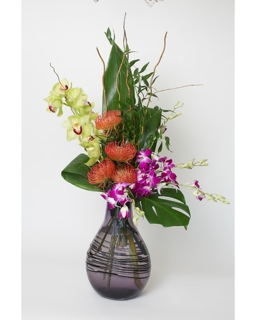 Tropicana Flower Arrangement