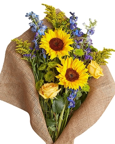Summer Breeze Bouquet Flower Arrangement