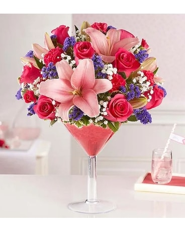 Girl's Night Out Flower Arrangement
