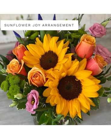 Sunflower Joy Arrangement