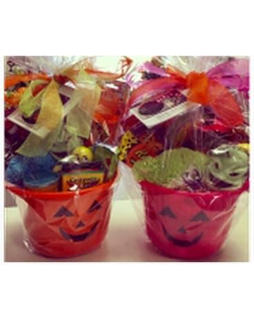 Custom Pumpkin Gift Baskets