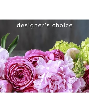 Designer's Choice - Click to Customize Flower Arrangement