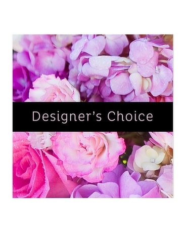 Designer's Choice* Flower Arrangement