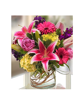 Alexa Flower Arrangement
