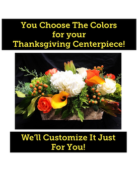 Customized For You Flower Arrangement