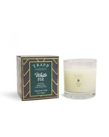 Trapp Candles Flower Arrangement
