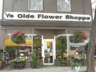 Ye Olde Flower Shop