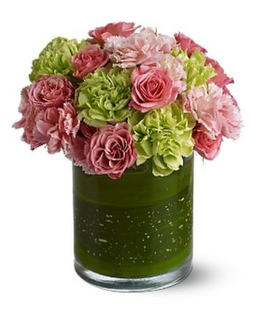 Delightful Day Flower Arrangement