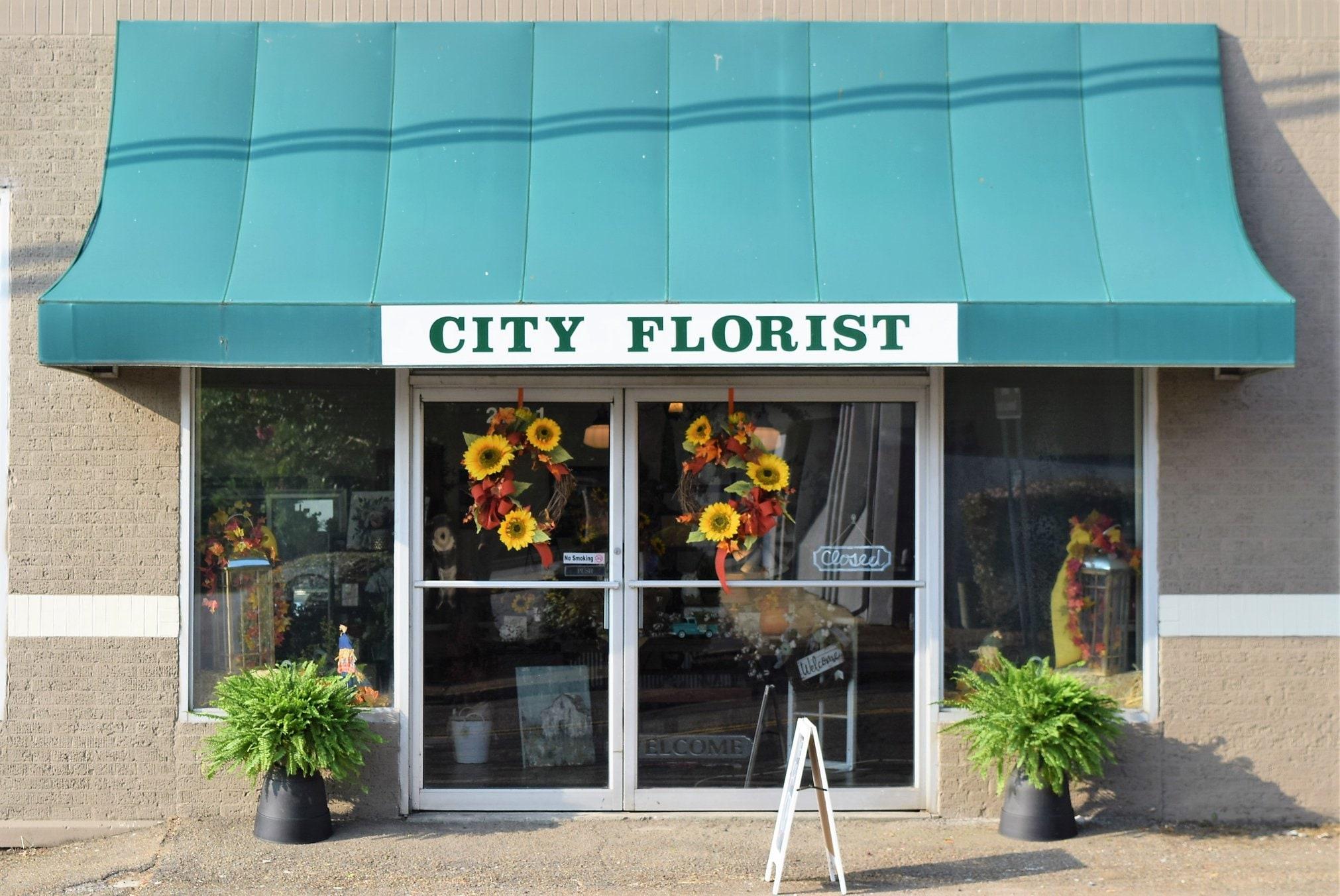 About City Florist - Mc Kenzie, TN Florist