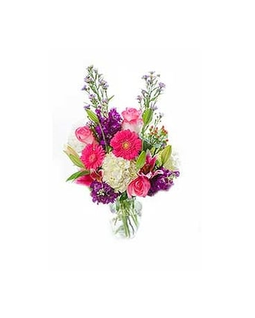 Blooming Gardens - by America's Beautiful Florist Flower Arrangement