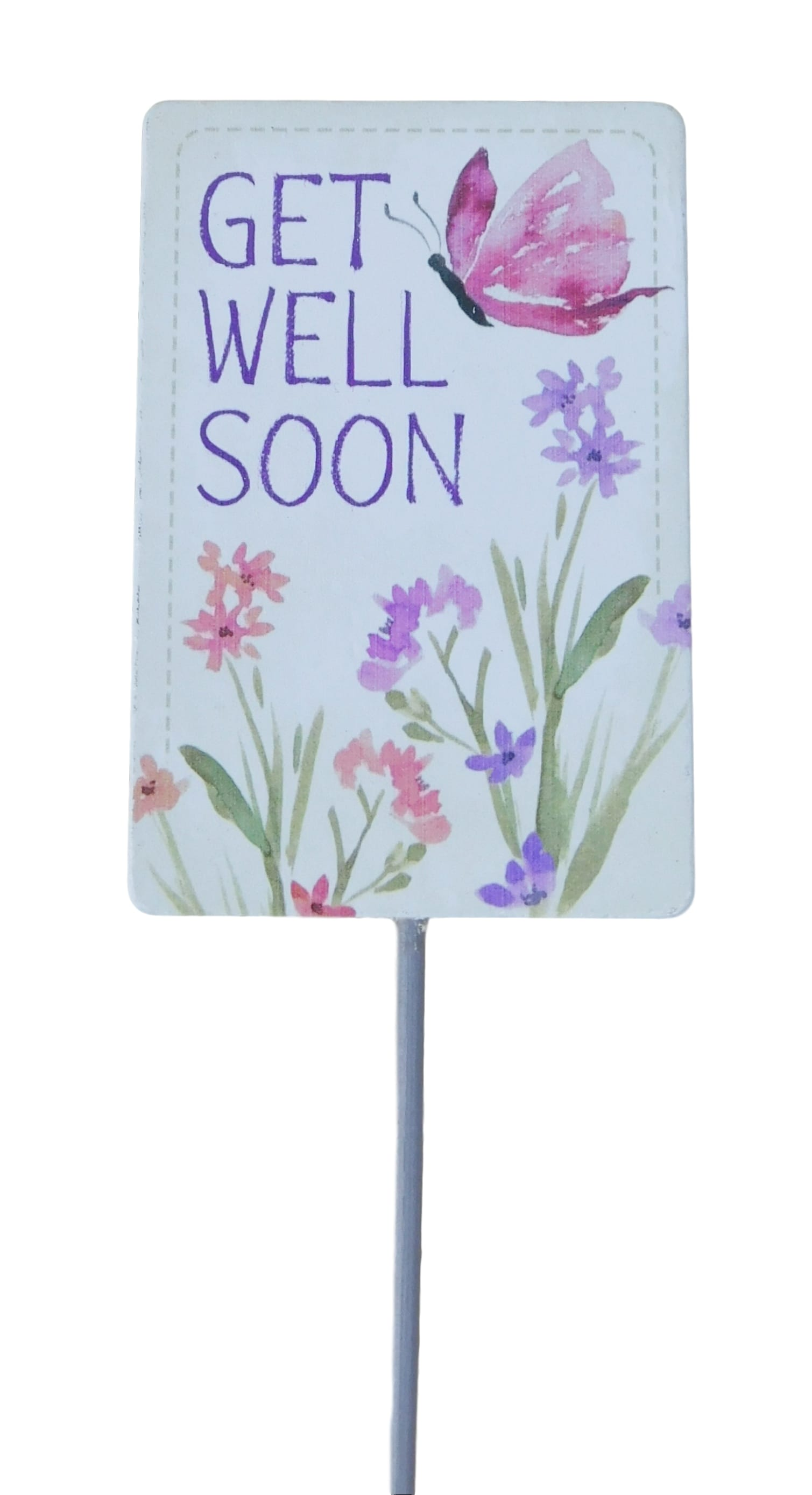Get Well Soon Pick