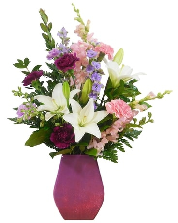 Regal Beauty Flower Arrangement