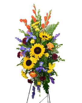 Country Solace Flower Arrangement