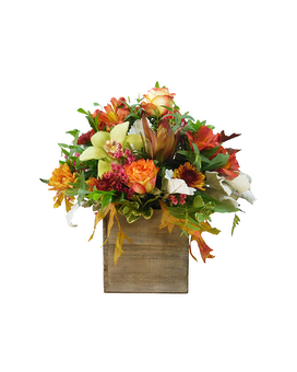 Autumn Splendor Flower Arrangement
