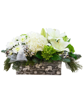 Peace On Earth Premium Flower Arrangement