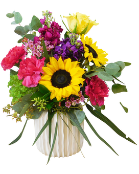 Garden Blooms Flower Arrangement