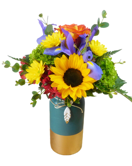 Harmony Of The Earth Flower Arrangement