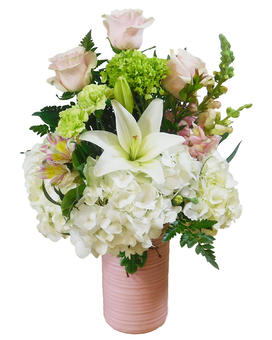 Pink Sweetness Flower Arrangement