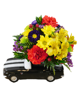 Summer Cruisin' Flower Arrangement