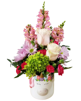 Mystical Beauty Flower Arrangement