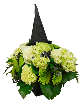 Totally Wicked Flower Arrangement