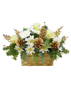 Vogue Christmas Premium Flower Arrangement