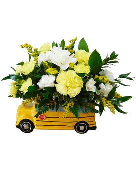 My Sweet Ride Flower Arrangement