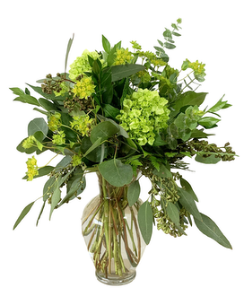 Forest Feature Flower Arrangement