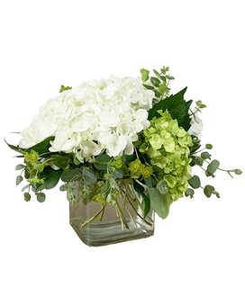 Sweet Pea Flower Arrangement