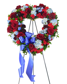 Heart And Soul Flower Arrangement