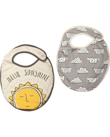 Hello Sunshine - Bib Set Gifts