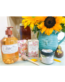 Honey Bee Mine! Gift Basket