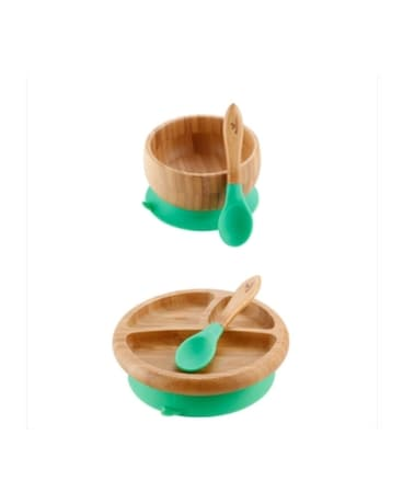 Green Bamboo Gift Set