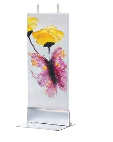 Flatyz Candle Butterfly Jar Candle