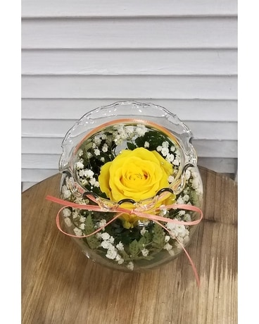 Rosy Day Flower Arrangement