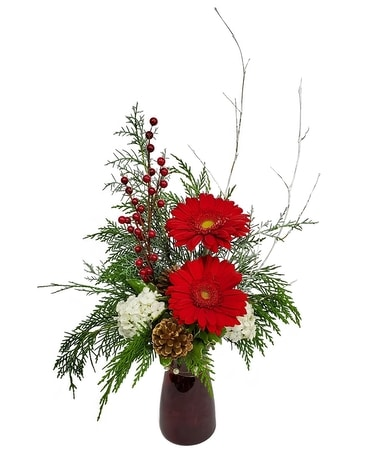 REINDEER DELIGHT Flower Arrangement
