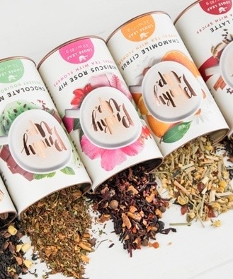 Loose Leaf Tea by PinkyUp (4 oz)