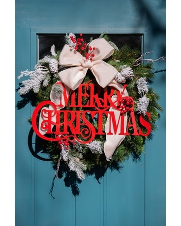 GeNell's Original Berry and Bright Wreath