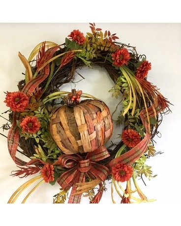 GeNell's Original Rustic Fall Wreath
