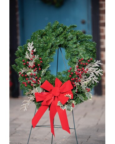 GeNell's Original Classic Christmas Wreath