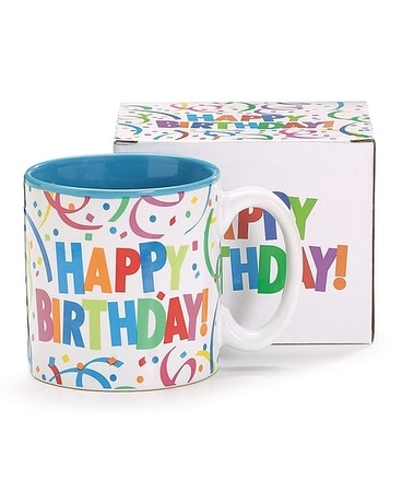 Happy Birthday Mug Gifts