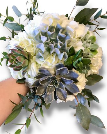 Love of Succulents Flower Arrangement