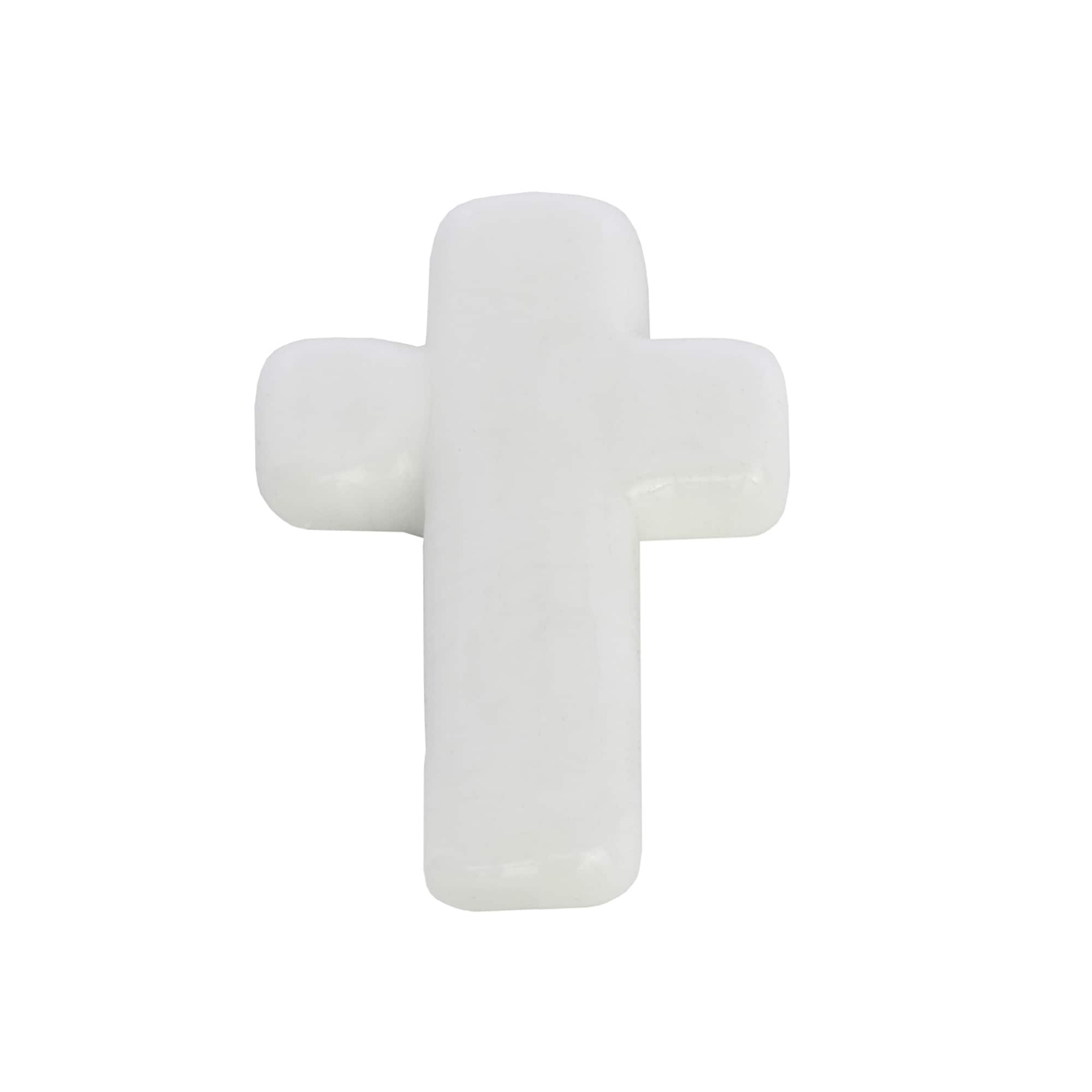 Tiny Glass Cross