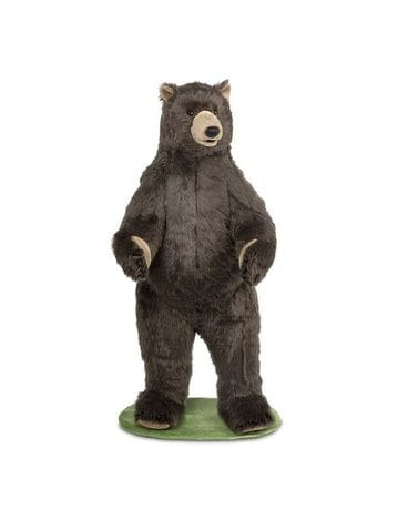 Lifelike Grizzly Bear Gifts