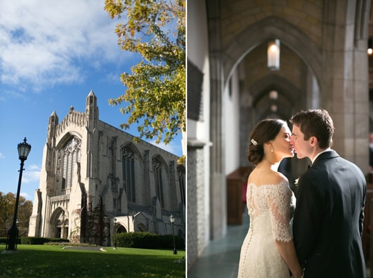 University of Chicago Wedding