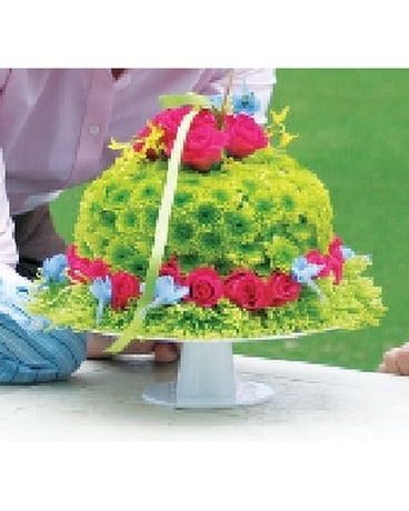 Our Easter Bonnet Bouquet