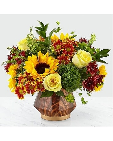 Fall Harvest Bouquet by FTD Flower Arrangement